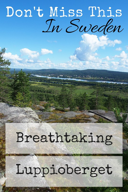 A perfect day trip destination in Sweden: When Sweden Rocked My World—Welcome to the Breathtaking Luppioberget | Live now – dream later travel blog