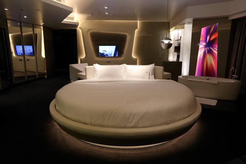 W Dubai Al Habtoor City suite