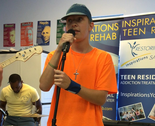 Teen shares how coming to a teen opiate rehab changed his life thumbnail