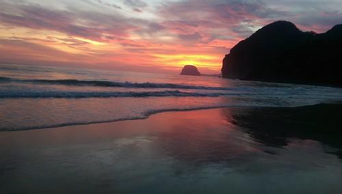 Sunset Koh Muk Thailand