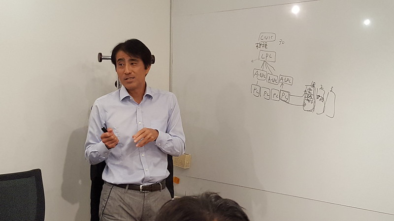 株式会社ヒューマンロジック研究所:古野俊幸氏