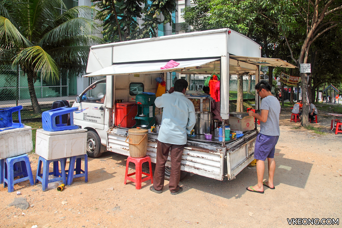 Rojak Cendol Siti Menjalara Kepong food
