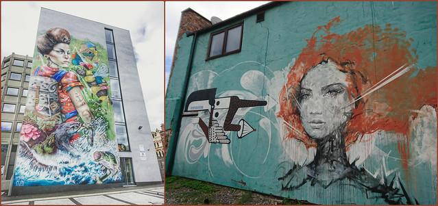 Street Art, Liverpool
