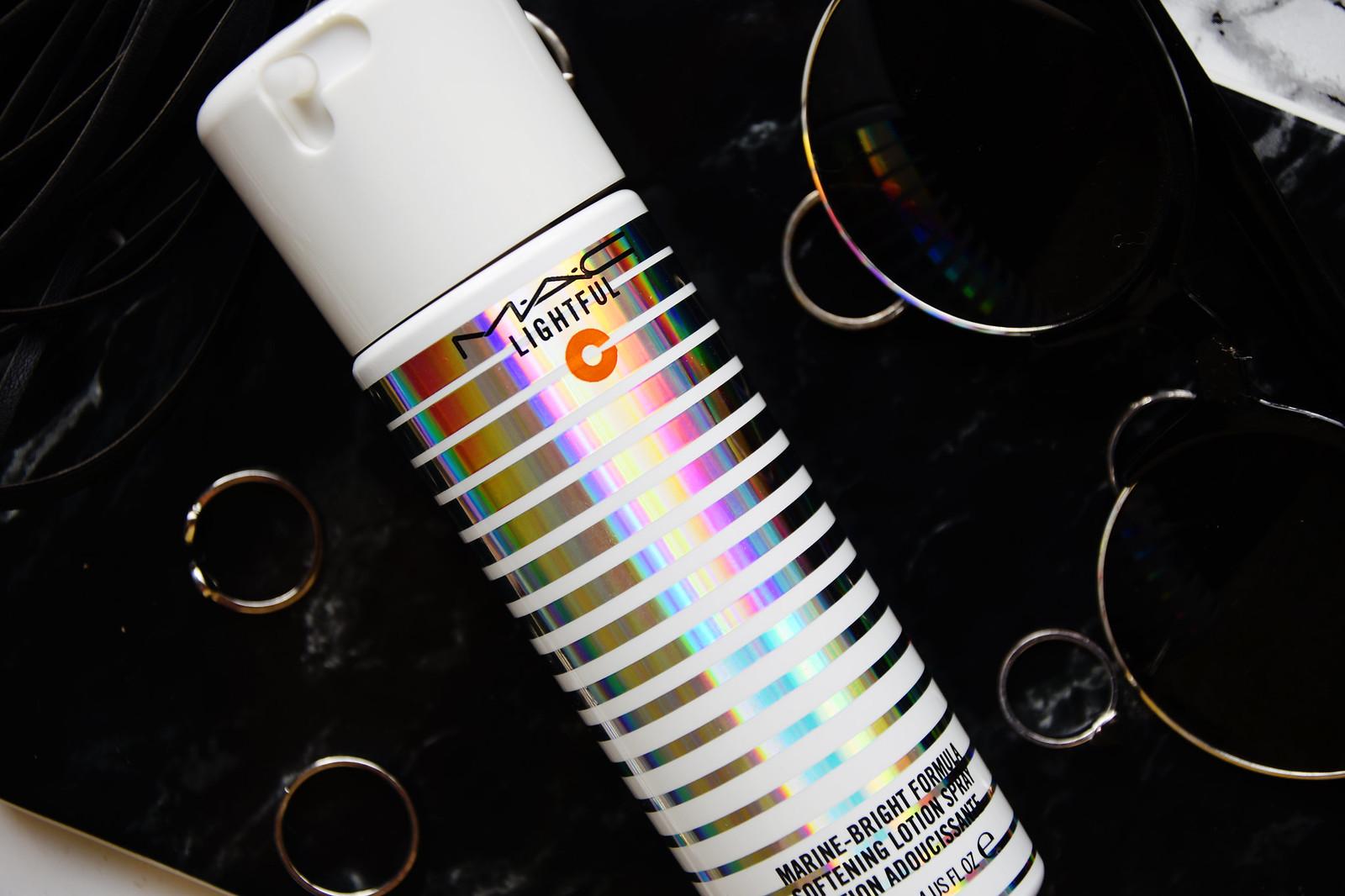 MAC Lightful Softening Lotion Spray review
