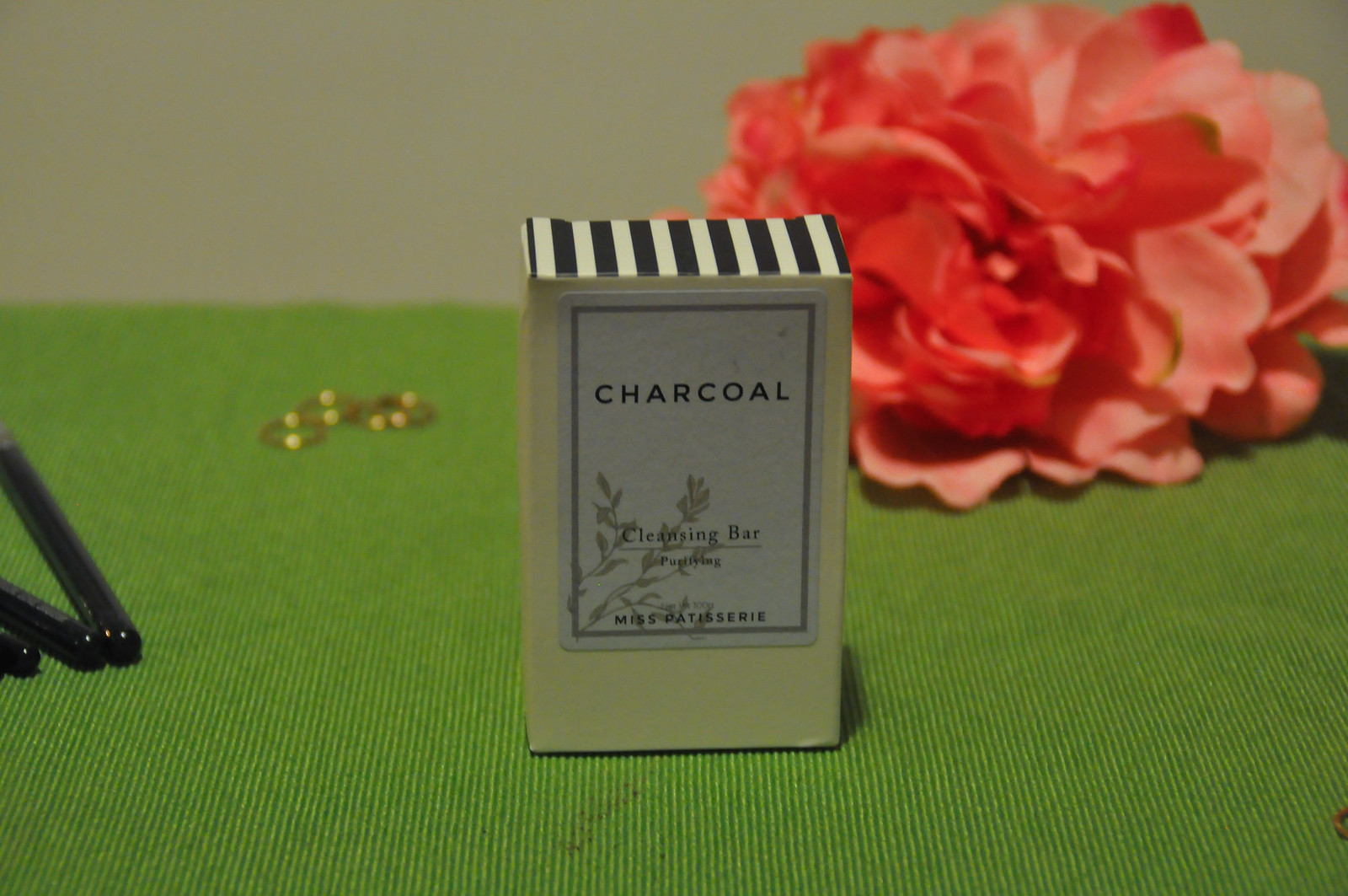 Miss Patisserie Charcoal Cleansing Bar Review