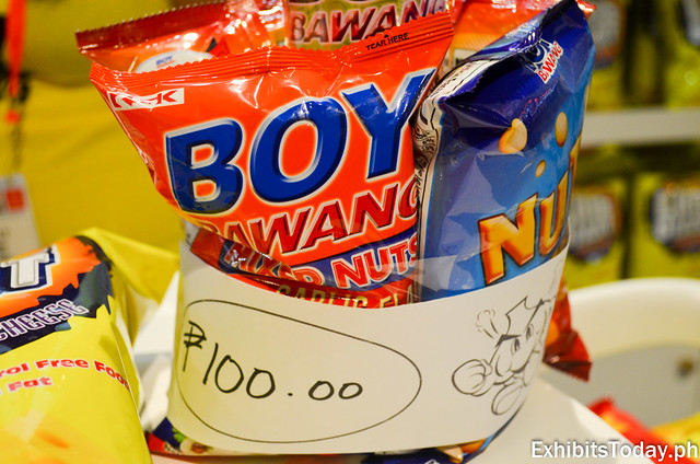 Boy Bawang Snacks Promo