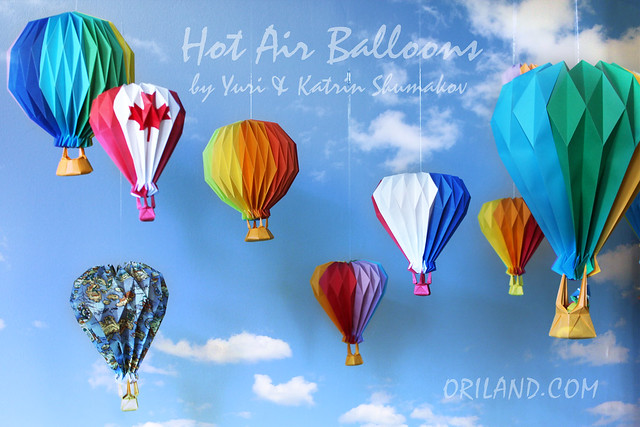 Oriland Balloon Ride