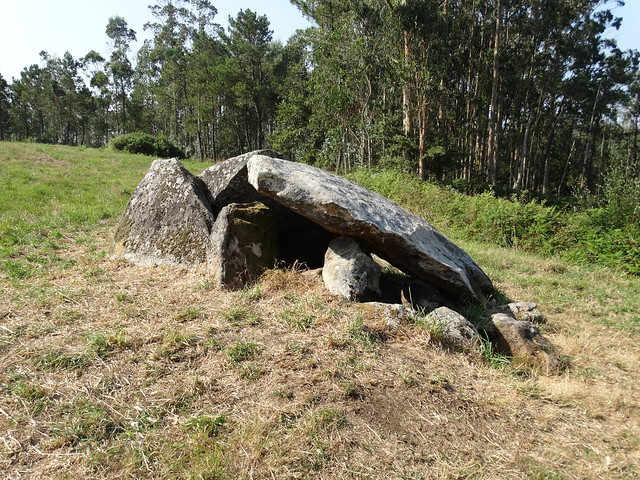 Dolmen Pedra Moura