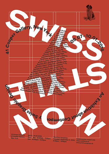 swiss style now_poster