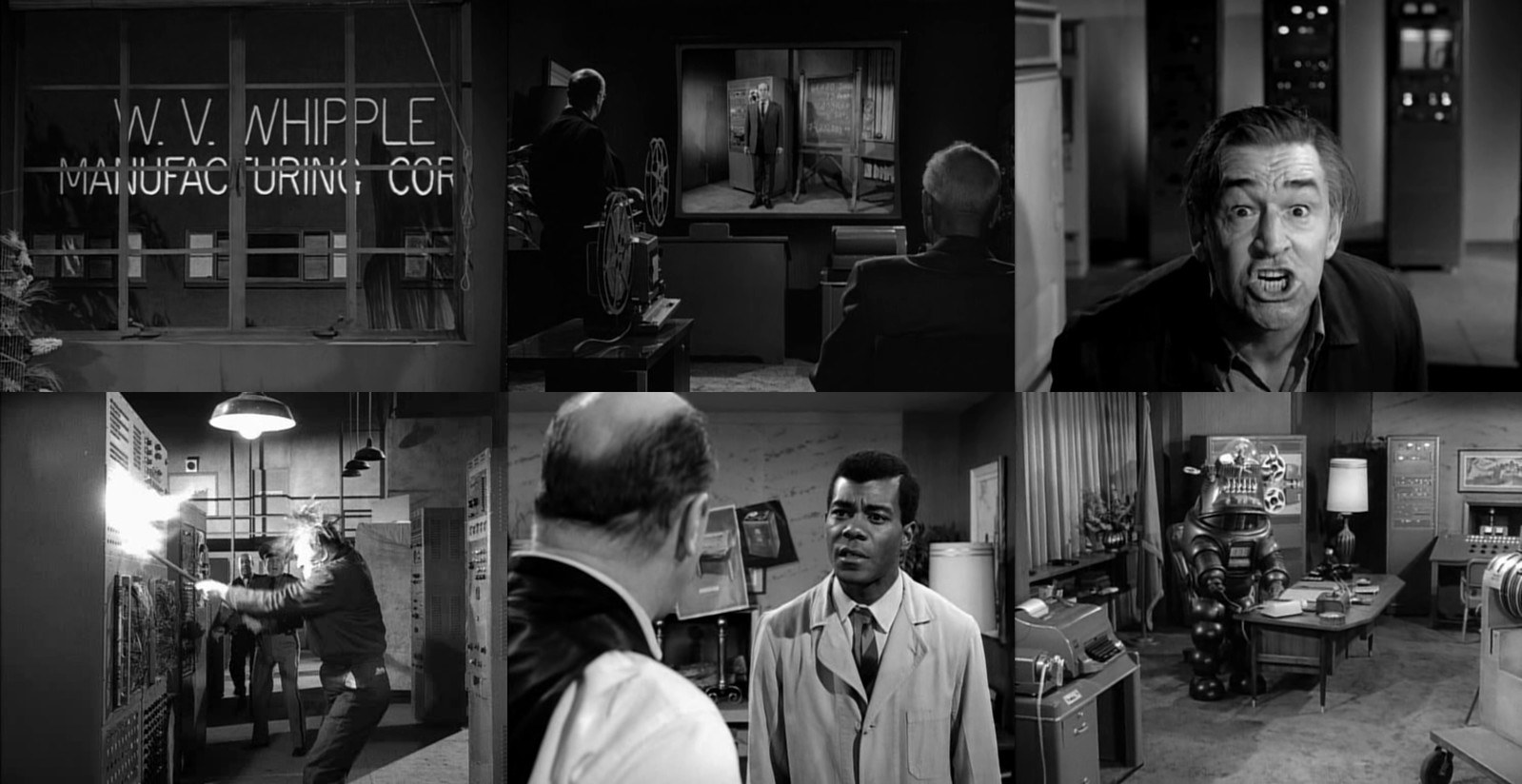 Twilight Zone - 153 - S05E33 - 1964_05_15 - The Brain Center at Whipple's
