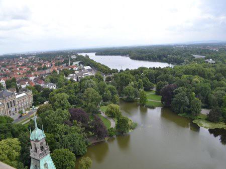Rathaus 5 locuri de vizitat in Hanovra
