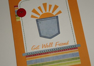 Get Well Friend | by Amber R. / Sew-Ink