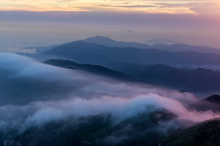 Sea of clouds at Tai Mo Shan | by {Jack}