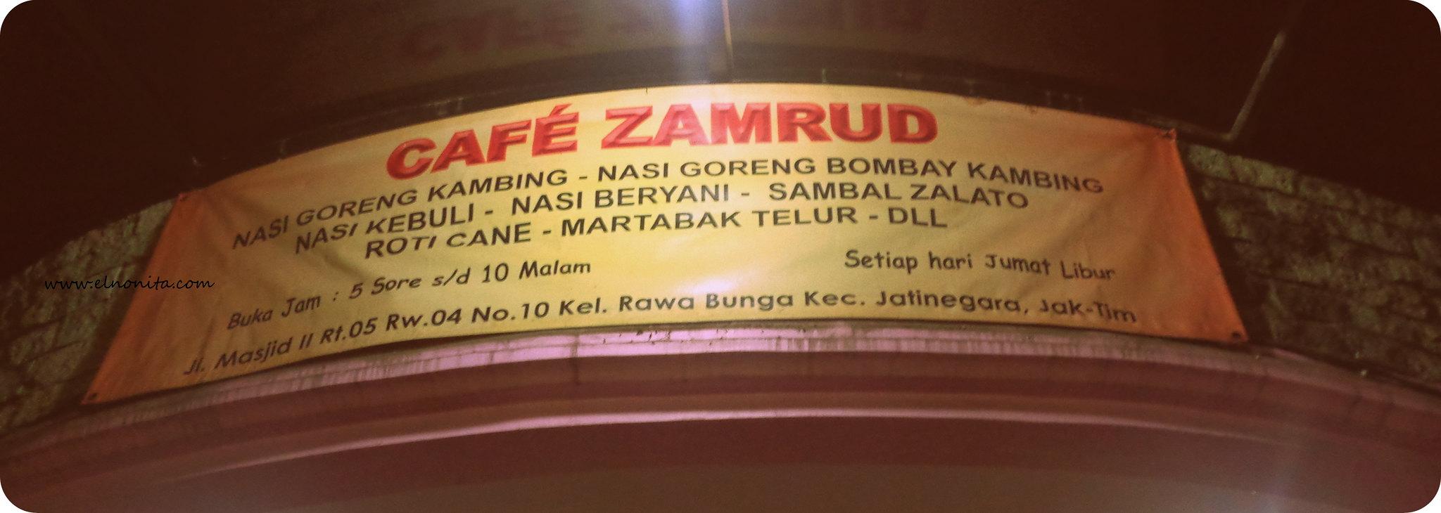 Cafe Zamrud