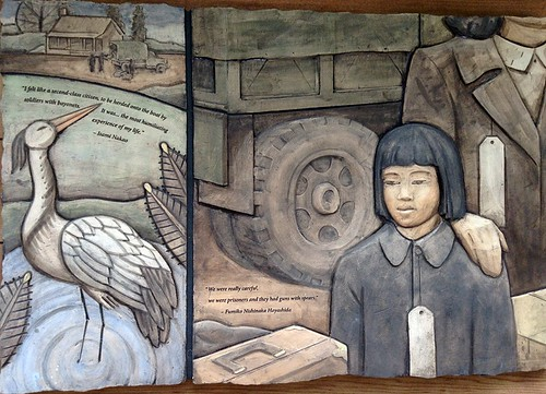 Japanese American Exclusion Memorial