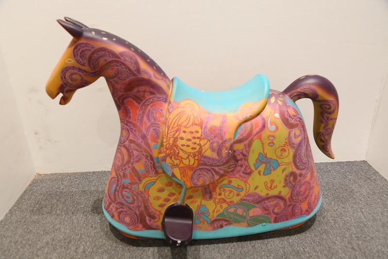 Iya Consorio horse 2