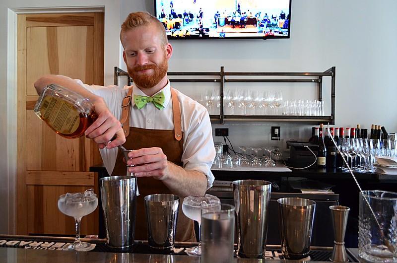 Cocktails at Shagbark