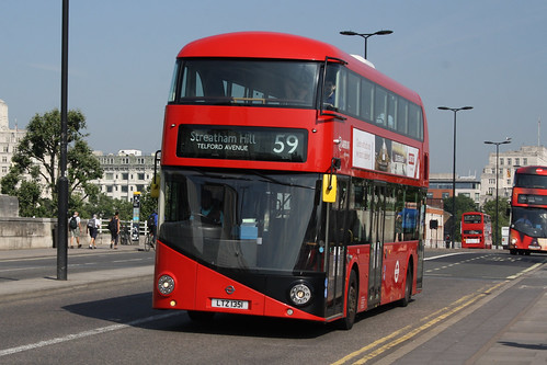 Arriva London South LT351 LTZ1351