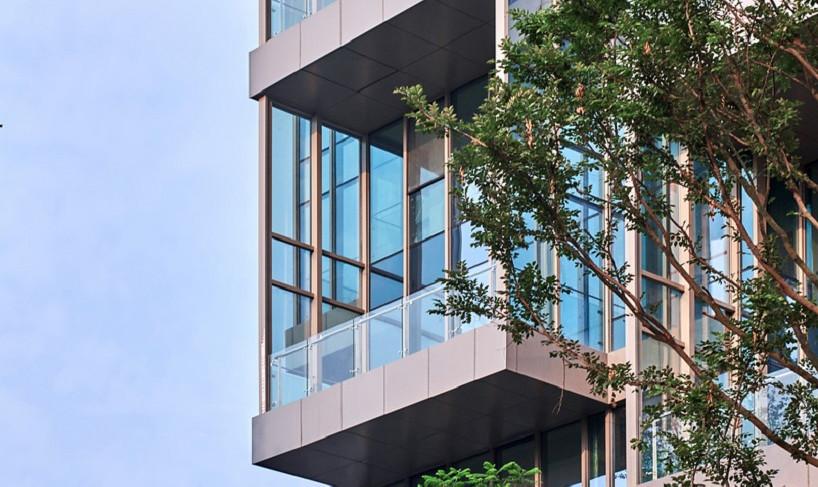 Три башни Chrystal Laputa в Чэнду. Проект 5+design