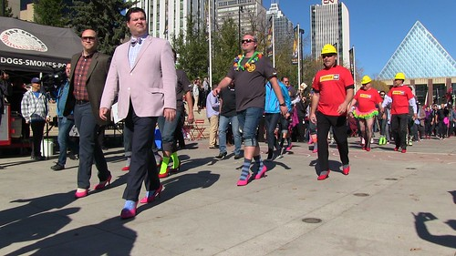 Walk a Mile in Her Shoes 2016