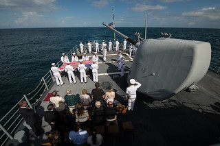 Neil Armstrong Burial at Sea (201209140017HQ) | by NASA HQ PHOTO