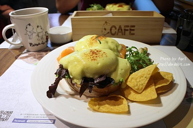 29179400681 ee9d5942c0 o - [台中]Panda Caf'e胖達咖啡輕食館--早午餐還不錯,班尼狄克蛋好好食@大墩四街 南屯區