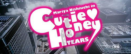 Cutie Honey Tears 06B
