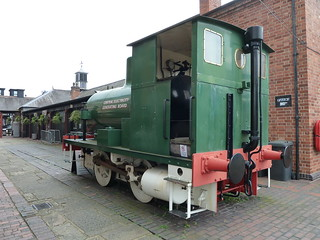 Fireless Locomotive No 2126 Gloucester Waterways Museum Gloucester Docks | by woodytyke