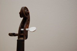 Violin Peg 3D Print Reconstruction | by mmassie