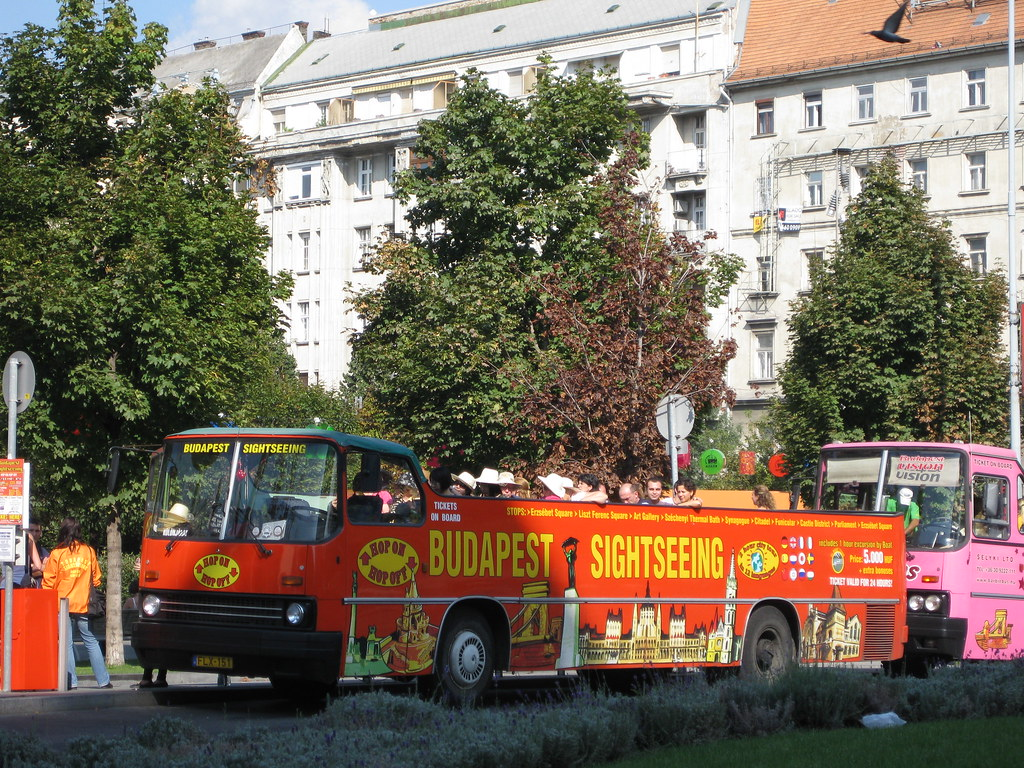 Budapest Hop on Hop Off Bus Tours
