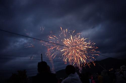 Suwako-Lake Fireworks Festival 2016 02