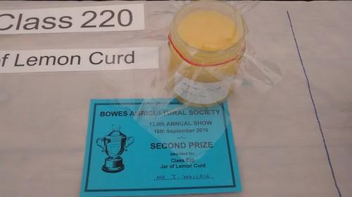 Bowes Show prizes Sept 16 (2)