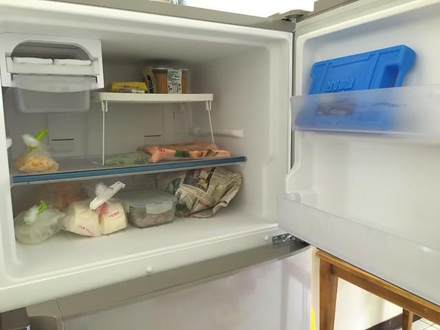 冷凍室 @Panasonic國際牌雙門冰箱NR-B426-GV-P