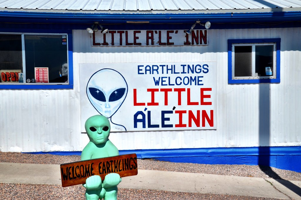 Driving the Extraterrestrial Highway in Nevada: What You