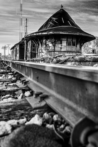 The Old Depot | by Tom Whitney Photography