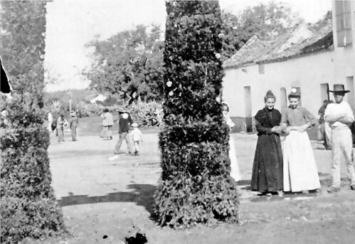 1911. Un nuevo paseo para Dos-Hermanas, el de Federico Romero Caro