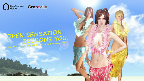 PlayStation Home: Lei | by PlayStation.Blog