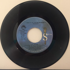 B.T. EXPRESS:DO IT('TIL YOU 'RE SATISFIED)(RECORD SIDE-B)