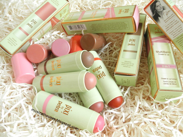 Pixi by Petra Multibalms Review