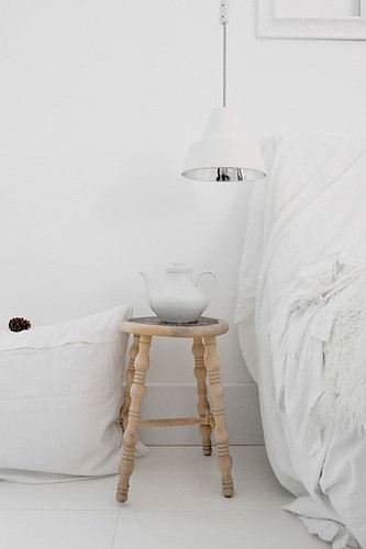 wooden stool | by the style files