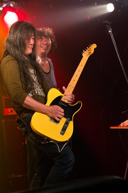 THE NICE live at 獅子王, Tokyo, 15 Sep 2016 -1010244