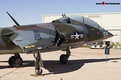 159382 KD 04 - 212022 8 - US Marines - Hawker Siddeley TAV-8A Harrier - Pima Air and Space Museum, Tucson, Arizona - 141226 - Steven Gray - IMG_8133