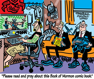 Mormon comic books | by Cal Grondahl