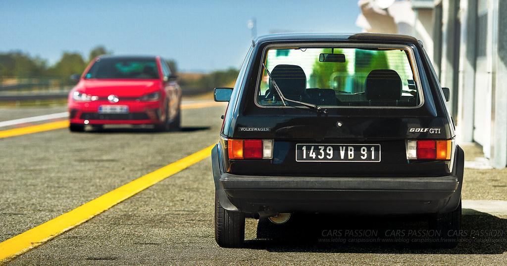 Essai Automobile, VW Golf 7 GTI Clubsport par Jérémy