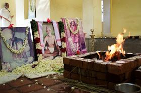 Yajur Veda patashala  Opening