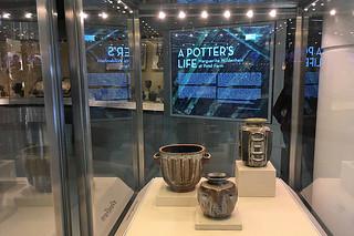 SFO Terminal 2 - A Potter's Life Marguerite Wildenhain