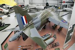XV277 - DB3 - Royal Navy - Hawker Siddeley Harrier GR1 - National Museum of Flight East Fortune, East Lothian - 070812 - Steven Gray - IMG_9944