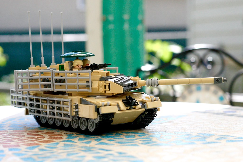 Lego Armoured Vehicles Page 5