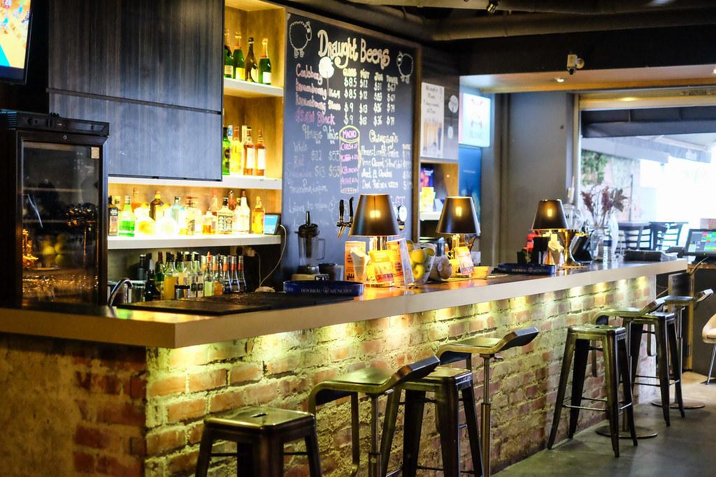 Bar Bar Black Sheep Menu