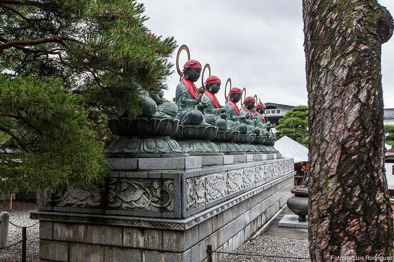 El Templo Zenkoji De Nagano Japonismo
